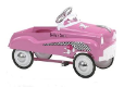 Pink Lady Pedal Car by InSTEP