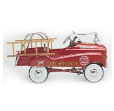 Fire Truck Pedal Car by Instep