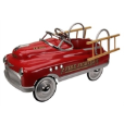 Comet Fire Engine Pedal Car