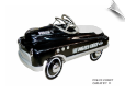 Comet Police Pedal Car