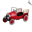 Fire Engine Truck Pedal Car