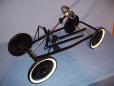 Pedal Car Chassis Kit Steel