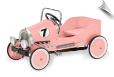 Classic Pedal Car Pink