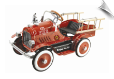 Deluxe Fire Truck Roadster Pedal Car