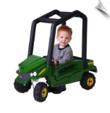 John Deere Get Around Gator Scoot-a-Long