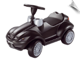 Scootster Mercedes SLK Bobby Benz Black