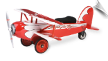 Scootster Morgan Ace Flyer Biplane