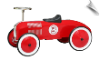Scootster Red Racer