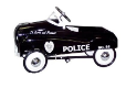 Police Pedal Car by InSTEP
