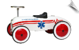 Scootster EMS Ambulance Ride-on Foot to Floor