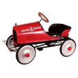 Racer Pedal Car Red