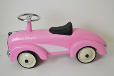 Scootster Pink Ride on Car